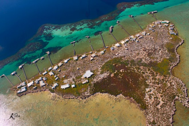 Little Rat Island, Abrolhos